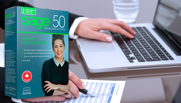 Sage 50 Accounting Levels 1 & 2 Canadian Course