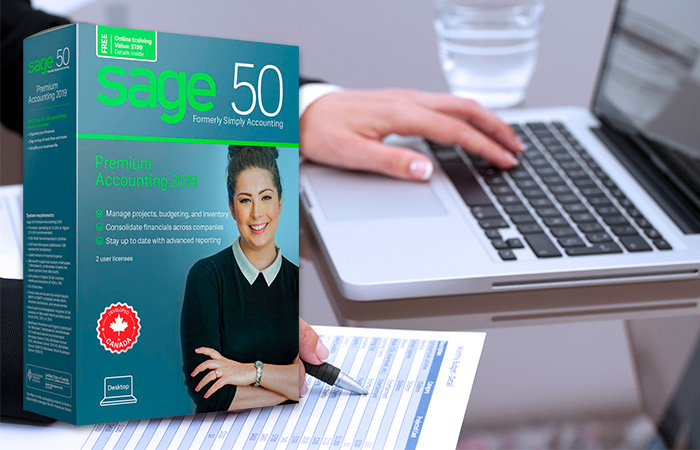 Canadian Sage 50 Accounting Full Course