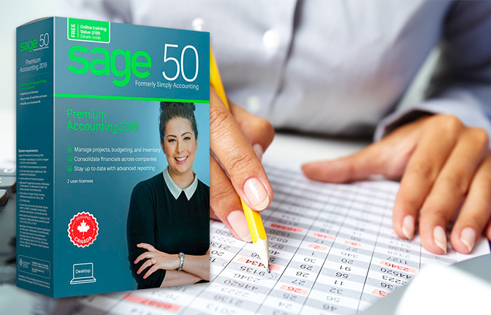 Canadian Sage 50 Accounting Level 2 Course