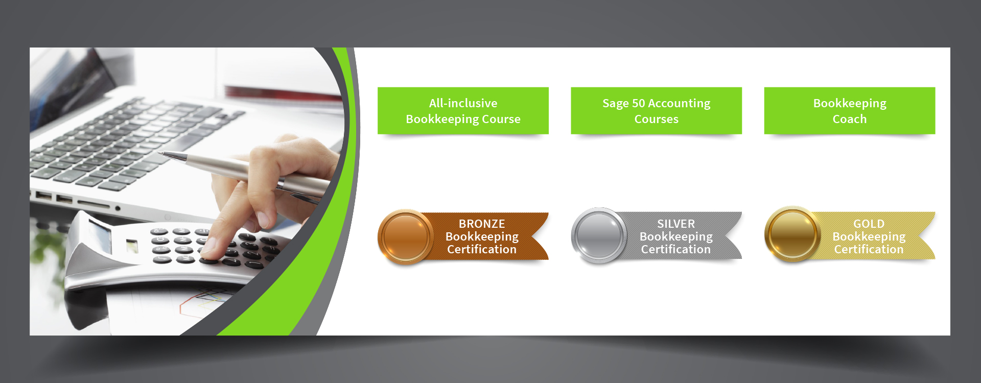 Simply Training Offers Canadian Bookkeeping Certification