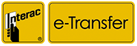 payment by e-transfer