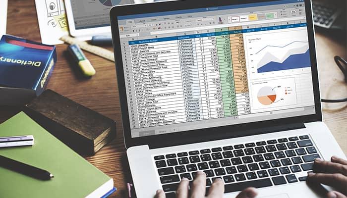 Microsoft Excel 101 Online Training
